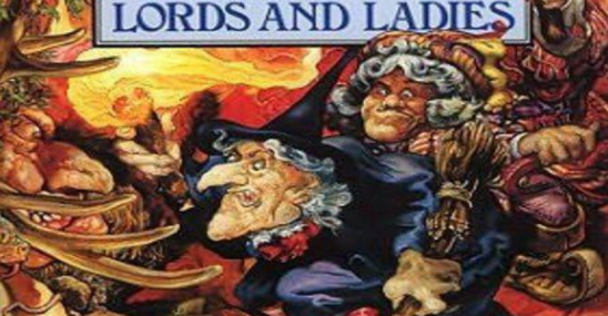 Cover art for the Lords and Ladies.