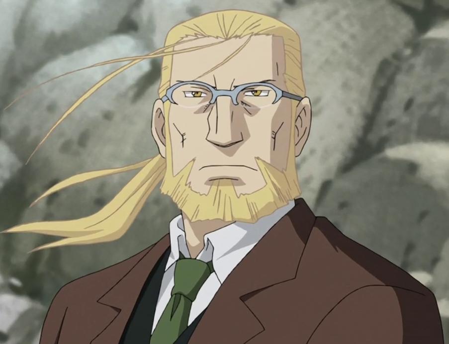 Hohenheim from Fullmetal Alchemist