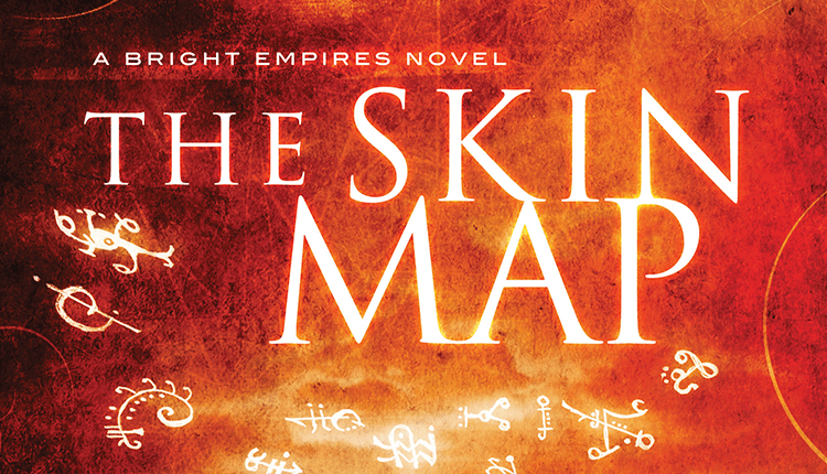 Cover art for The Skin Map