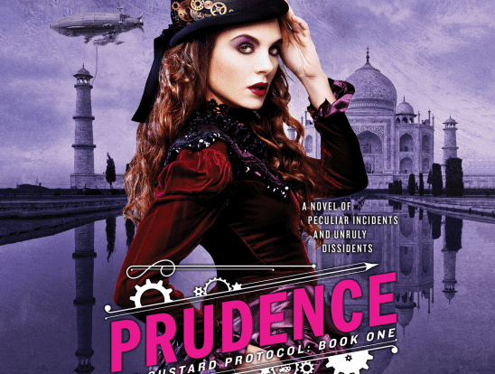 Cover art from Prudence.
