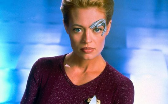 Seven of Nine Portait
