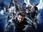 Poster art for X-Men 3, showing the main characters in action poses.