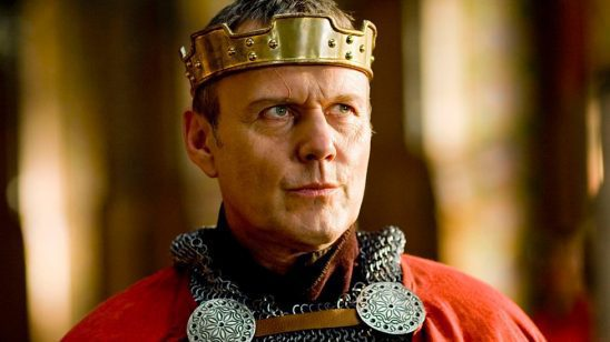 Uther from BBC's Merlin