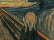 Edvard Munch's painting The Scream.