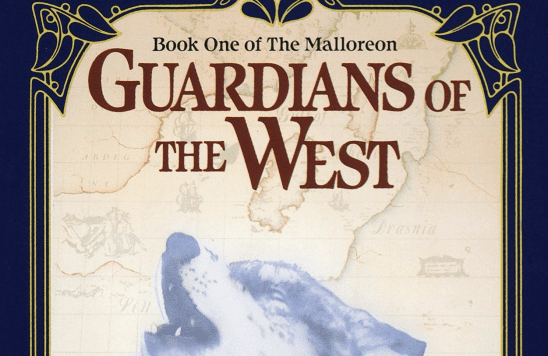 Cover art from The Guardians of the West