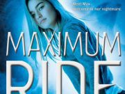 A young white woman with light hair stares dramatically on the cover of Maximum Ride