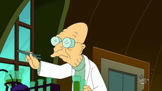 Professor Farnsworth for Futurearma
