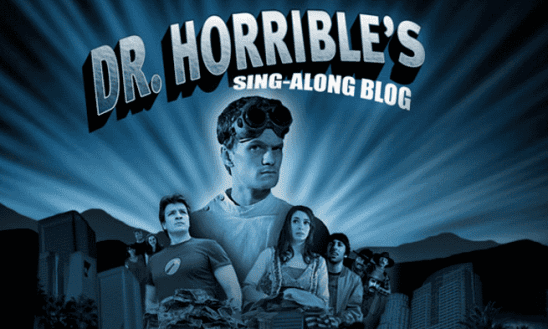 Dr. Horrible's Sing-Along Blog cover art