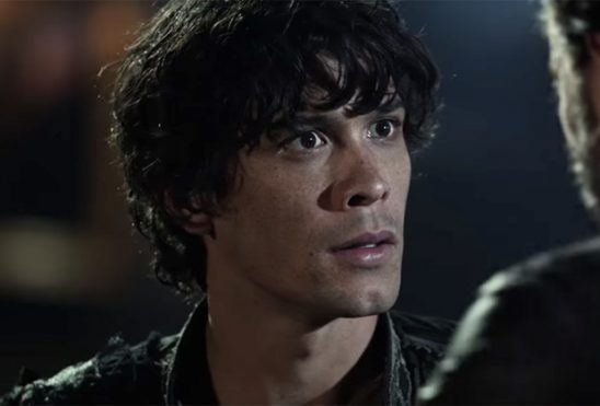 Bellamy from The 100