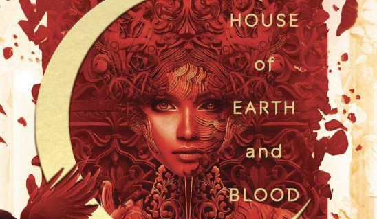 Cover art from House of Earth and Blood