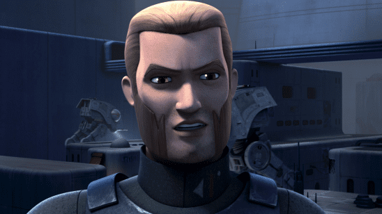 Agent Kallus from Rebels.