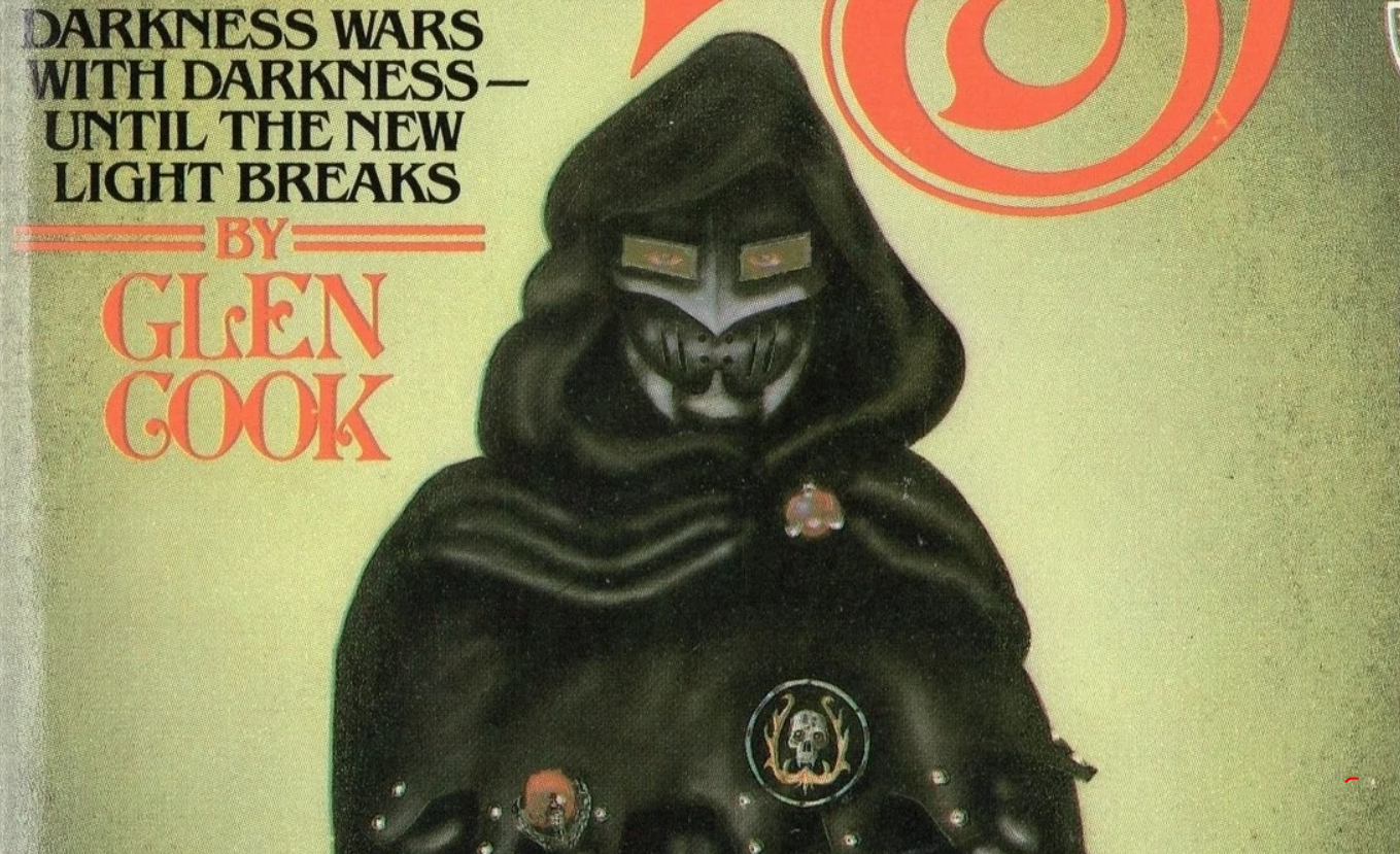 Soulcatcher from The Black Company's cover art.