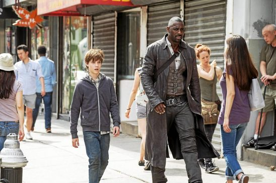 Jake and Roland from The Dark Tower film.