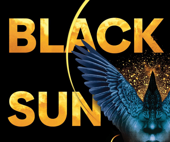 Cover art for Black Sun by Rebecca Roanhorse.