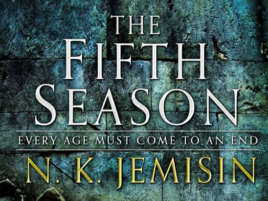 Cover art from the Fifth Season