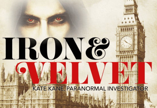 Cover art for Iron & Velvet