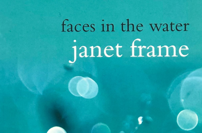Cover art from Faces in the Water