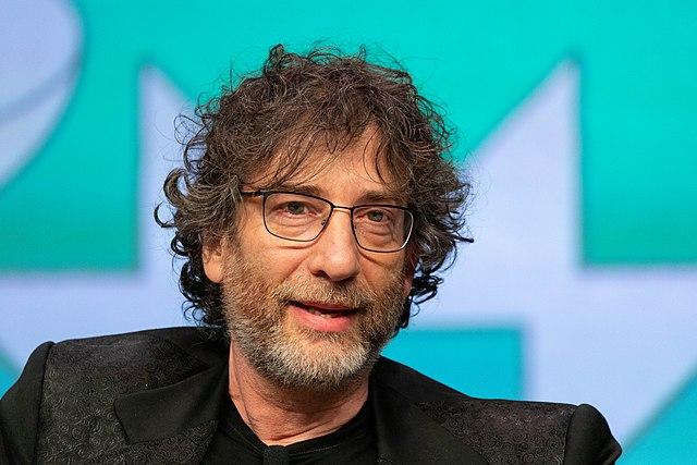 Neil Gaiman the author.