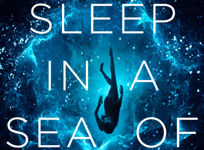 Cover art from To Sleep in a Sea of Stars